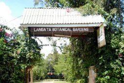 langata botanical garden